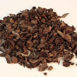 Тунга из шишек алтайского кедра