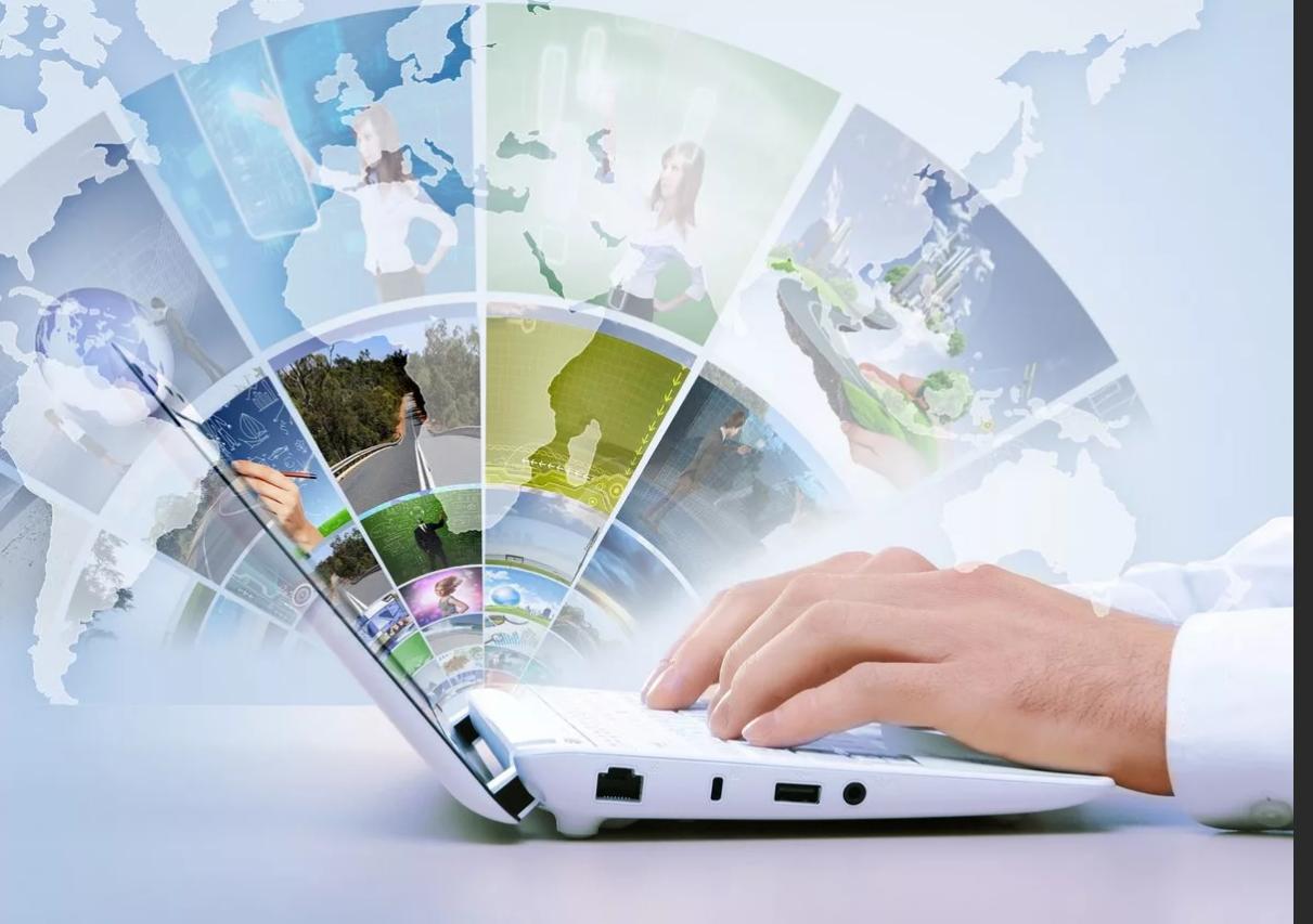 Картинки с цифровыми технологиями